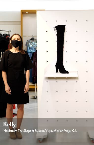 Highstreet Over The Knee Boot, sales video thumbnail