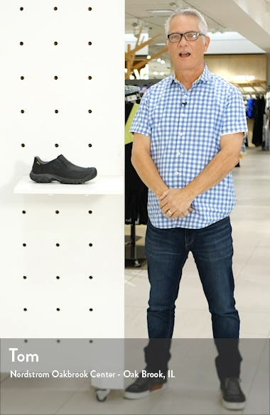 Brixen II Waterproof Slip-On Sneaker, sales video thumbnail