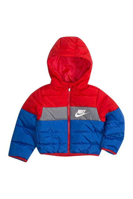 Image of Nike Polyfill Oversized Puffer Jacket