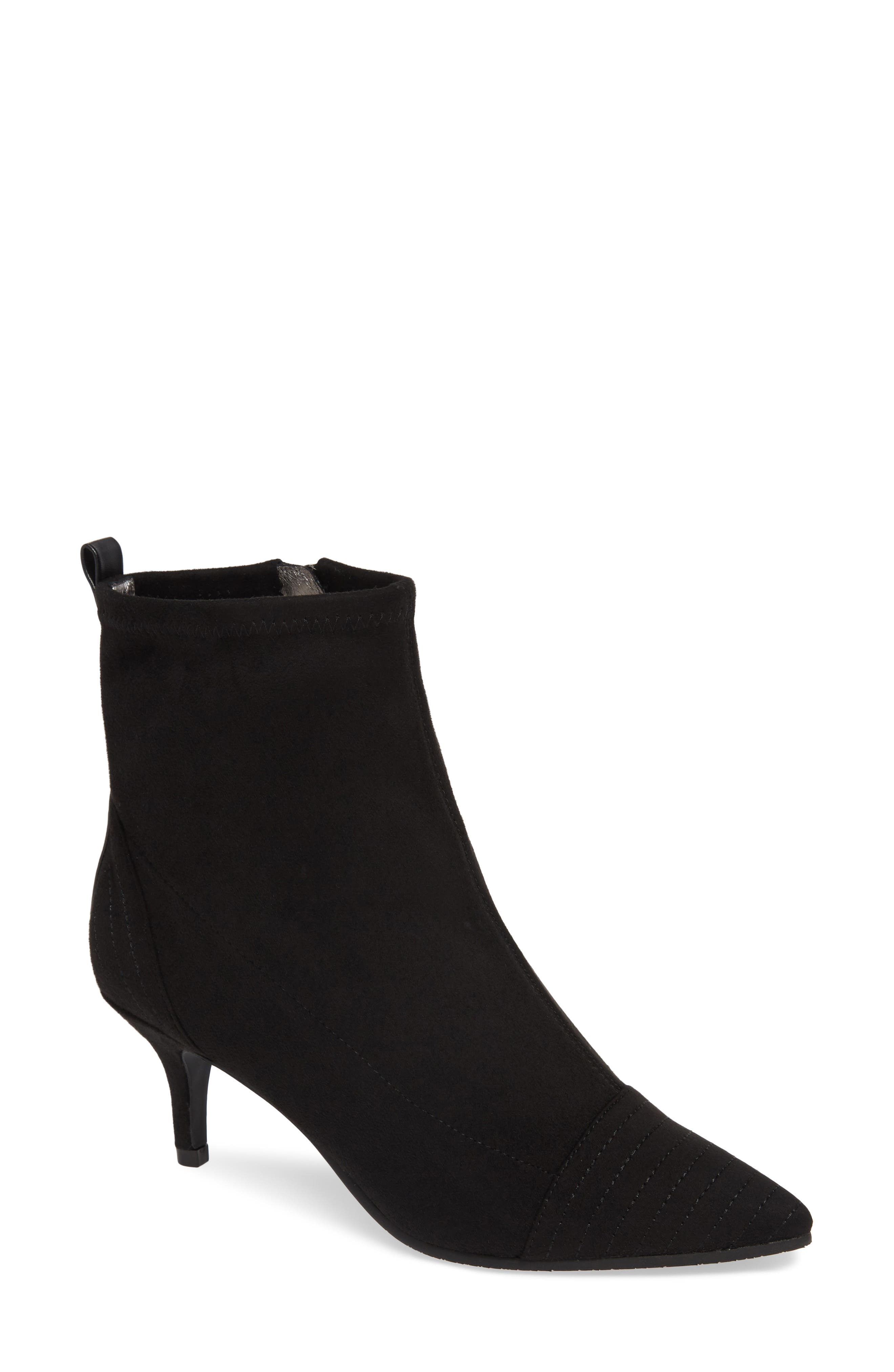 Adrianna Papell Helene Bootie- Black
