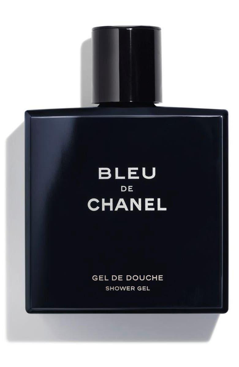 CHANEL BLEU DE CHANEL <br />Shower Gel, Main, color, NO COLOR