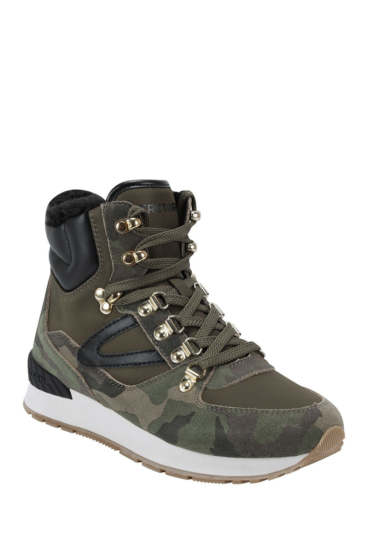 Image of Tretorn Lily 2 Faux Shearling Lined Hiker Boot