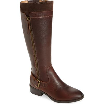 Comfortiva Corozal Knee High Boot- Brown