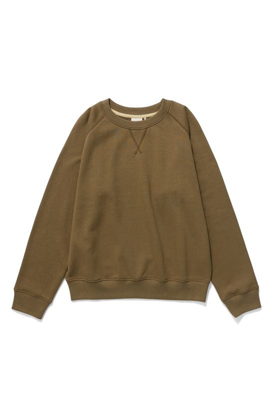 Richer Poorer Recycled Crewneck Sweatshirt In Cub
