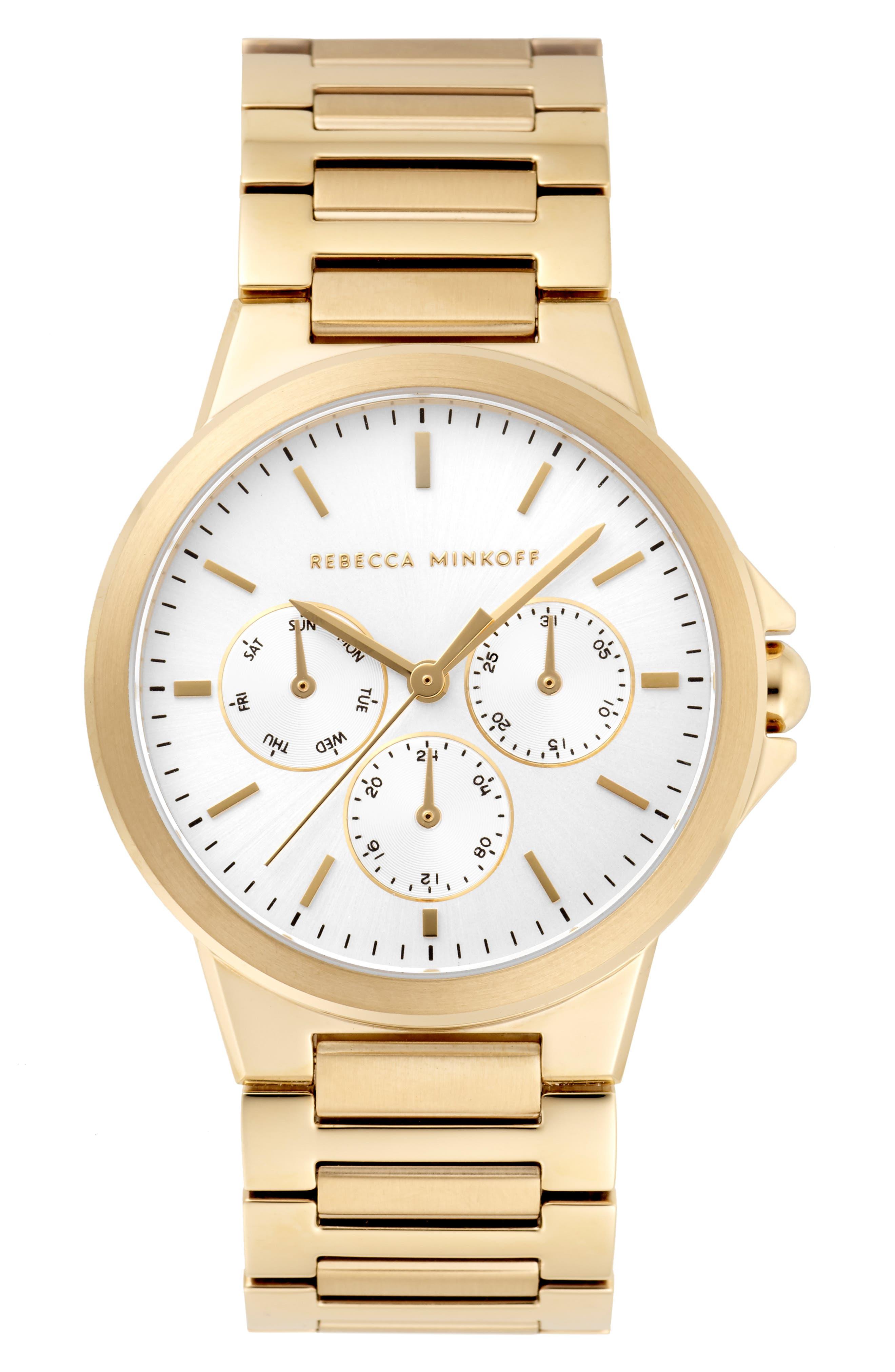Rebecca Minkoff Watches Cali Bracelet Watch, 36mm
