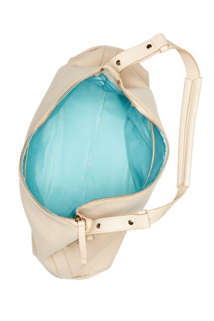 Image of Cole Haan Emma Leather Hobo Bag