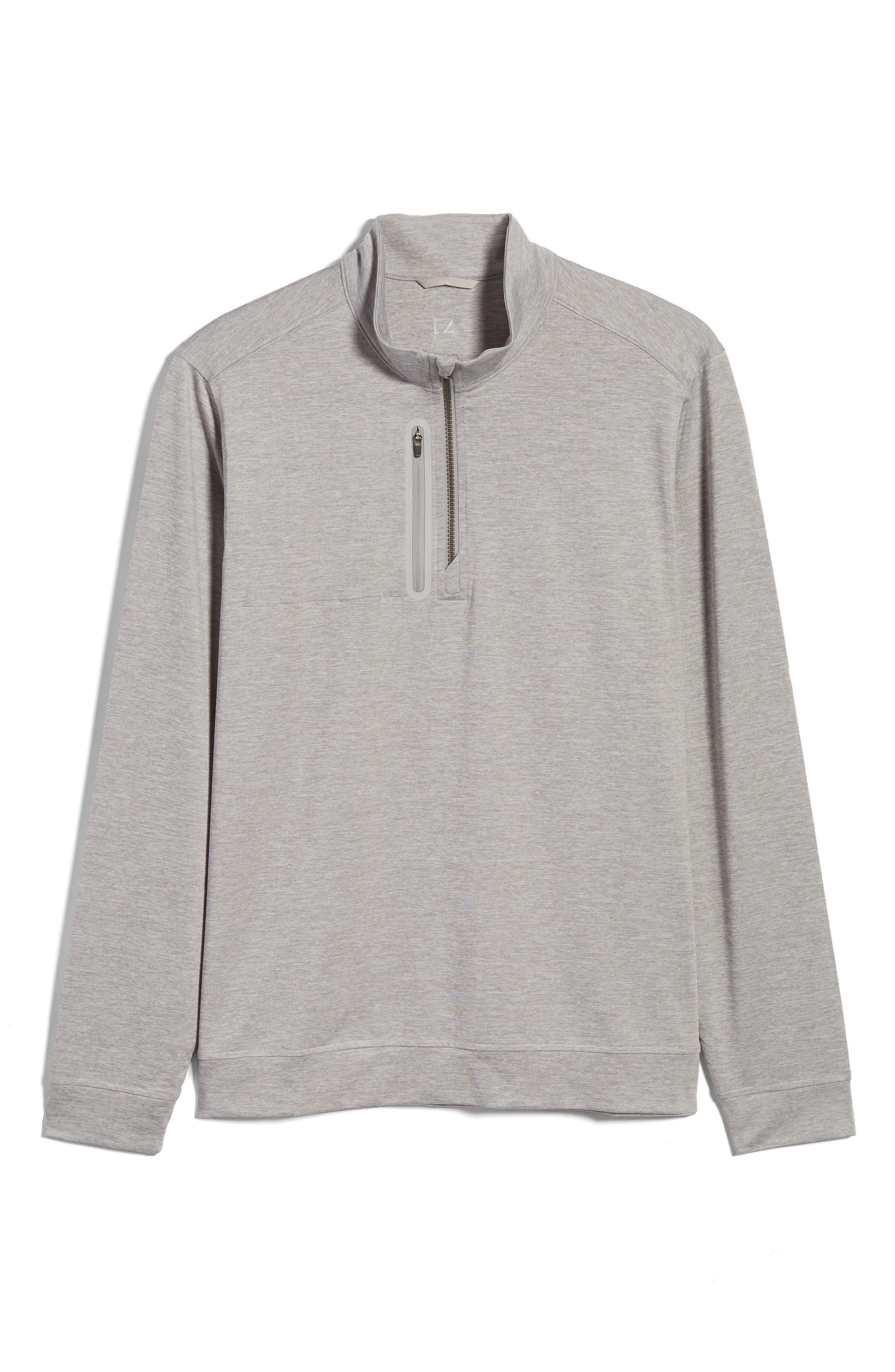 Stealth Half Zip Pullover