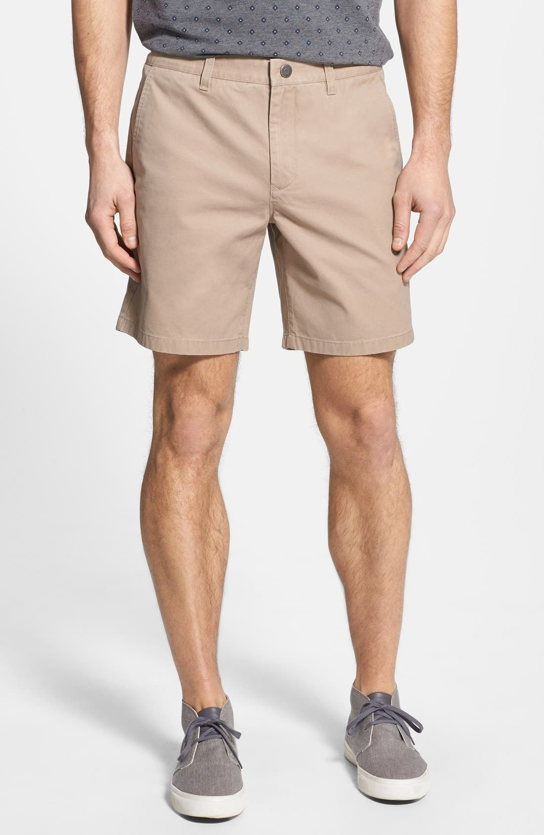 ,                             Washed Chino Shorts,                             Alternate thumbnail 34, color,                             280