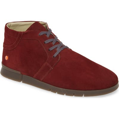 Softinos By Fly London Cul Boot, Red