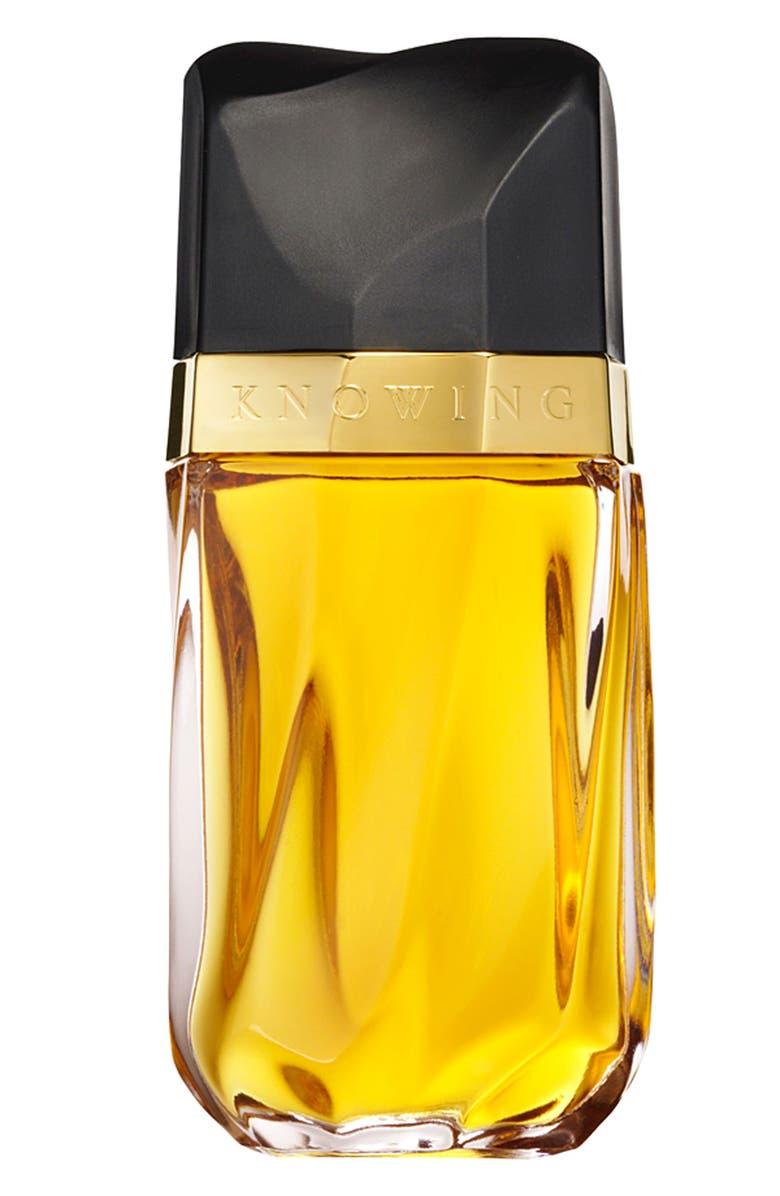ESTÉE LAUDER Knowing Eau de Parfum Spray, Main, color, NO COLOR