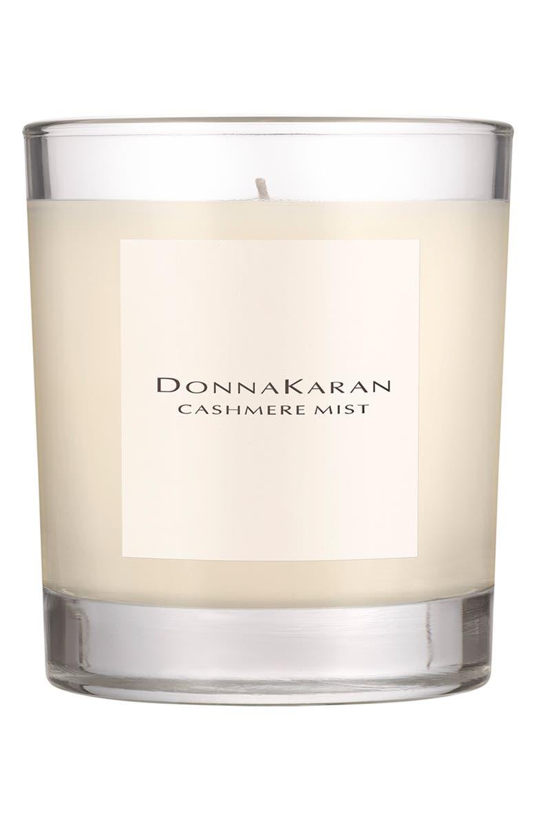 DONNA KARAN NEW YORK Donna Karan Cashmere Mist Candle, Main, color, NO COLOR