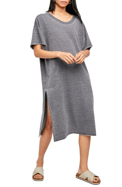 Free People COZY GIRL T-SHIRT DRESS