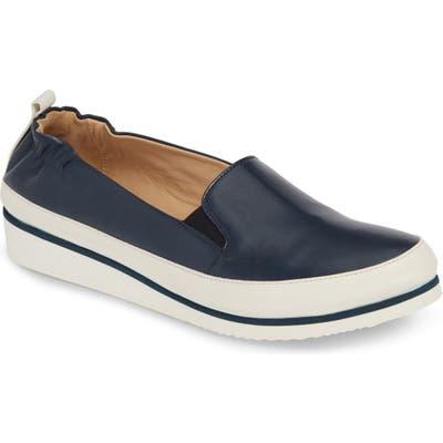Ron White Nell Slip-On Sneaker, Blue