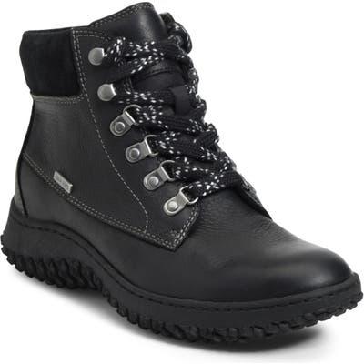Sofft Amoret Lace-Up Boot, Black