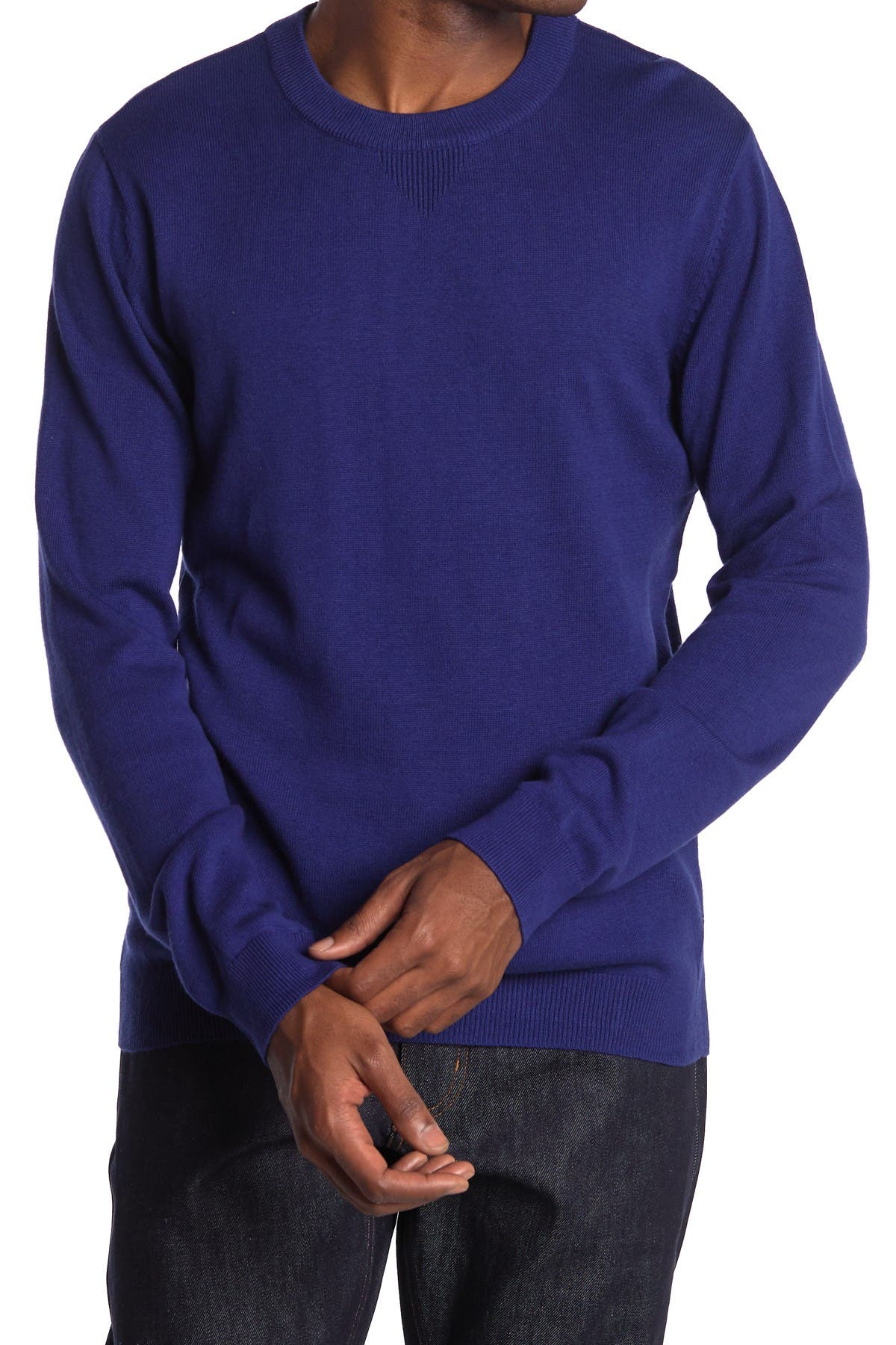 Image of SATURDAYS NYC Everyday Classic Knit Sweater