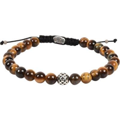 Degs & Sal Stone Bead Bracelet