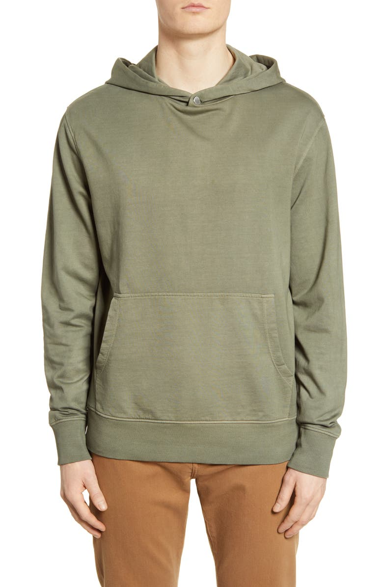 BLDWN Carson Hoodie, Main, color, DUSTY OLIVE