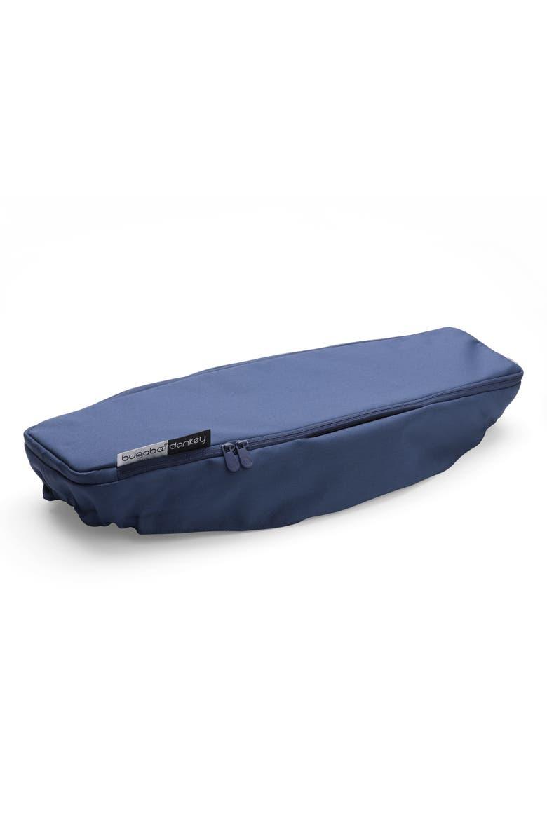 BUGABOO Side Luggage Basket Cover for Donkey2 Stroller, Main, color, SKY BLUE