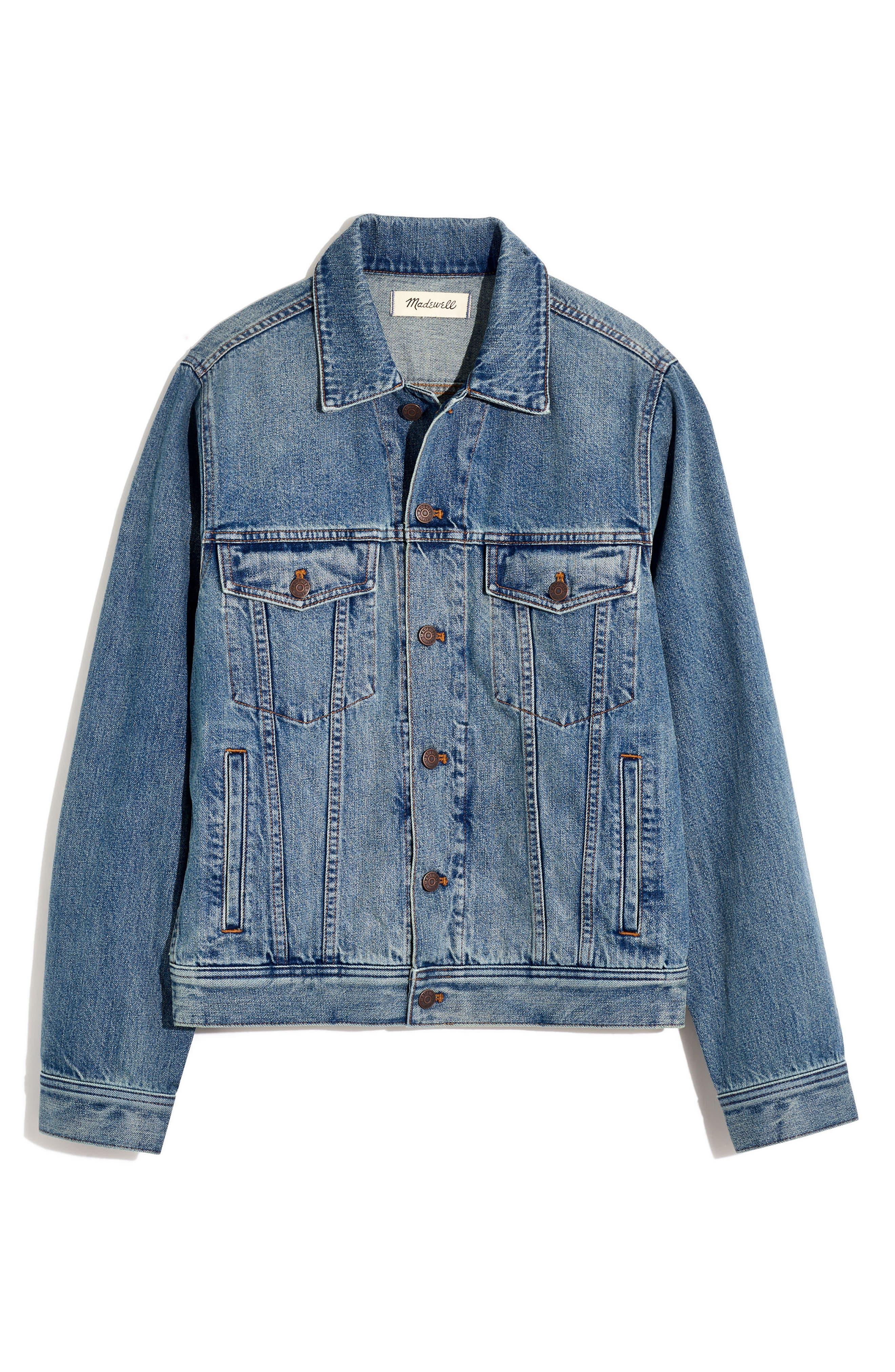 Men's Allard Wash Classic Jean Jacket