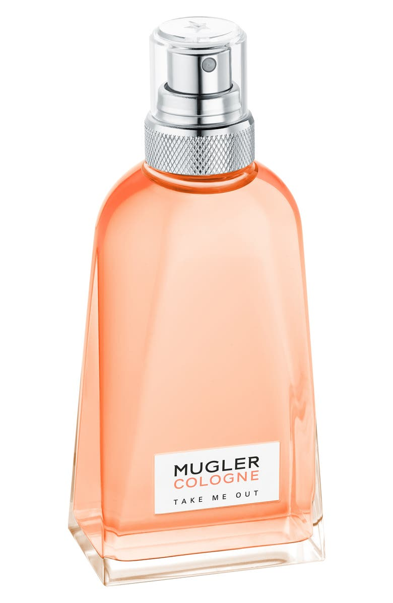 MUGLER Take Me Out Cologne, Main, color, NO COLOR