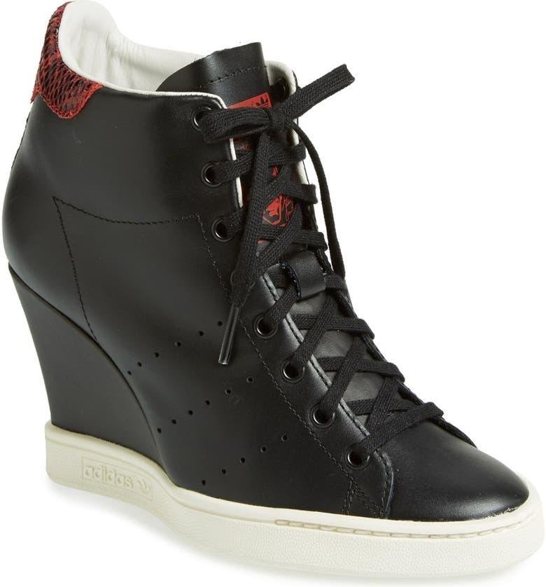 promo code ed80c eb3a0 'Stan Smith' Wedge Sneaker