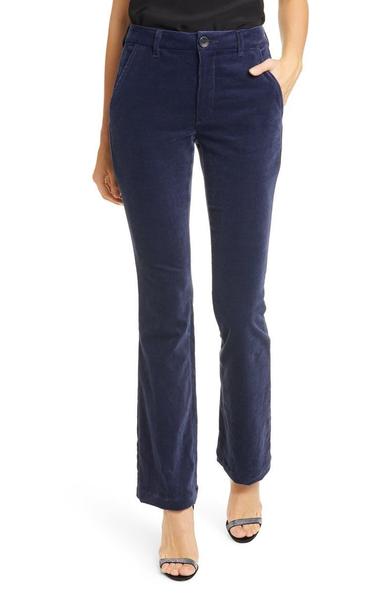 TRAVE Sloan Bootcut Corduroy Pants, Main, color, 400