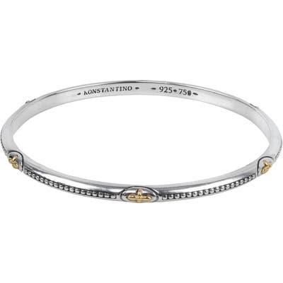 Konstantino Astria Sterling Silver Cuff Bracelet