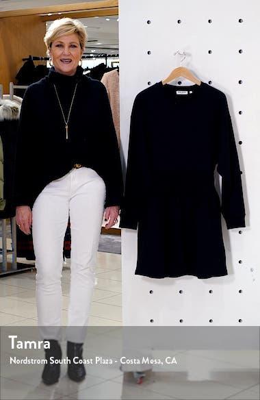 Long Sleeve Fleece Minidress, sales video thumbnail