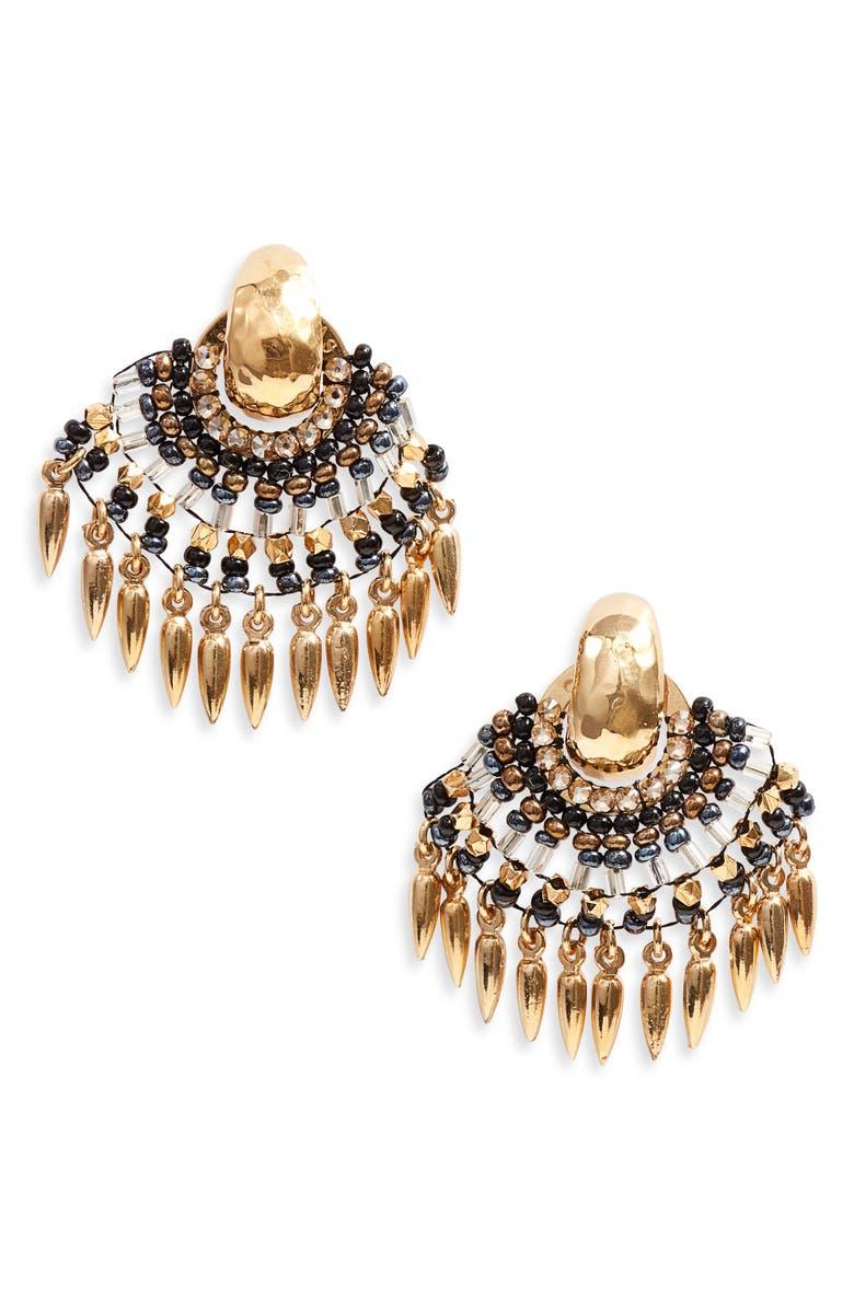 GAS BIJOUX Cadaques Earrings, Main, color, 001