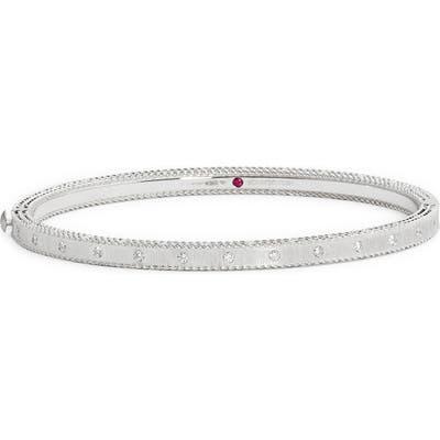 Roberto Coin Princess Diamond Bracelet