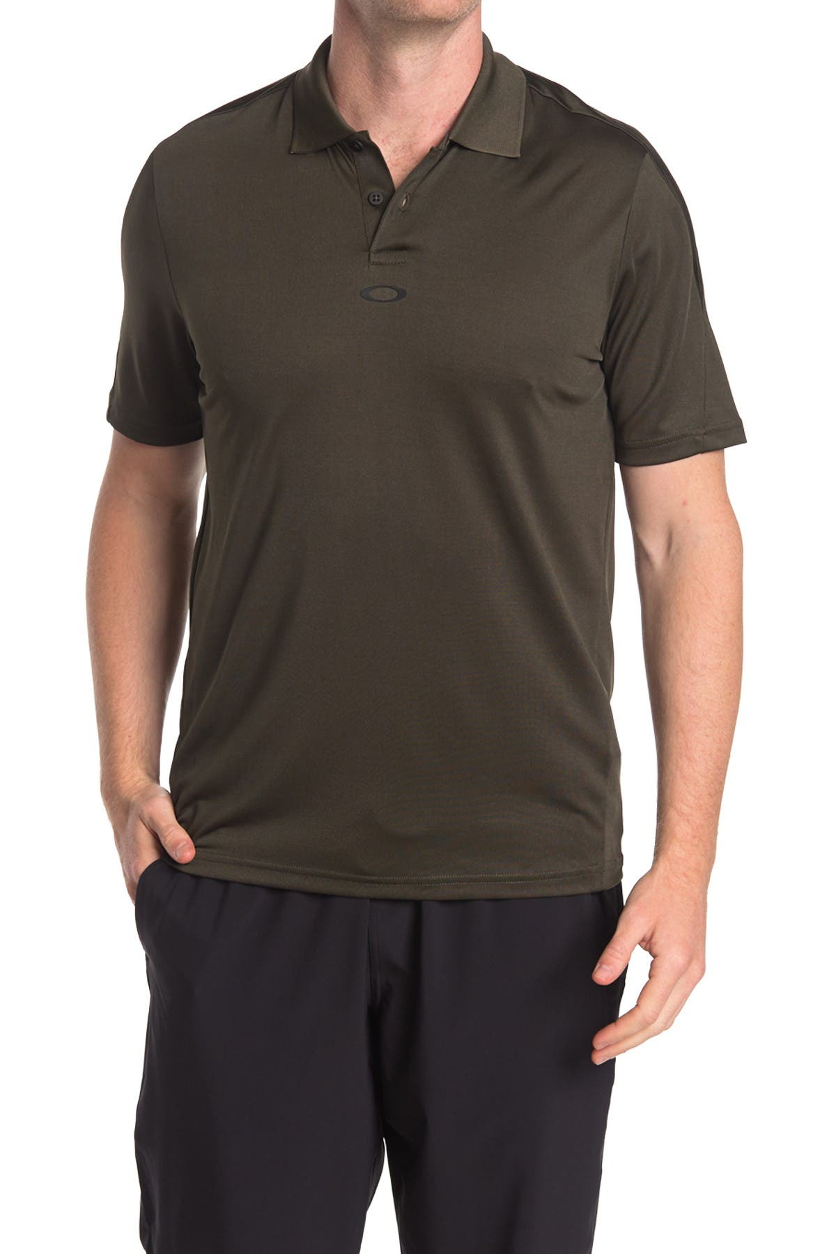 Image of Oakley Ergonomic Golf Short Sleeve Polo