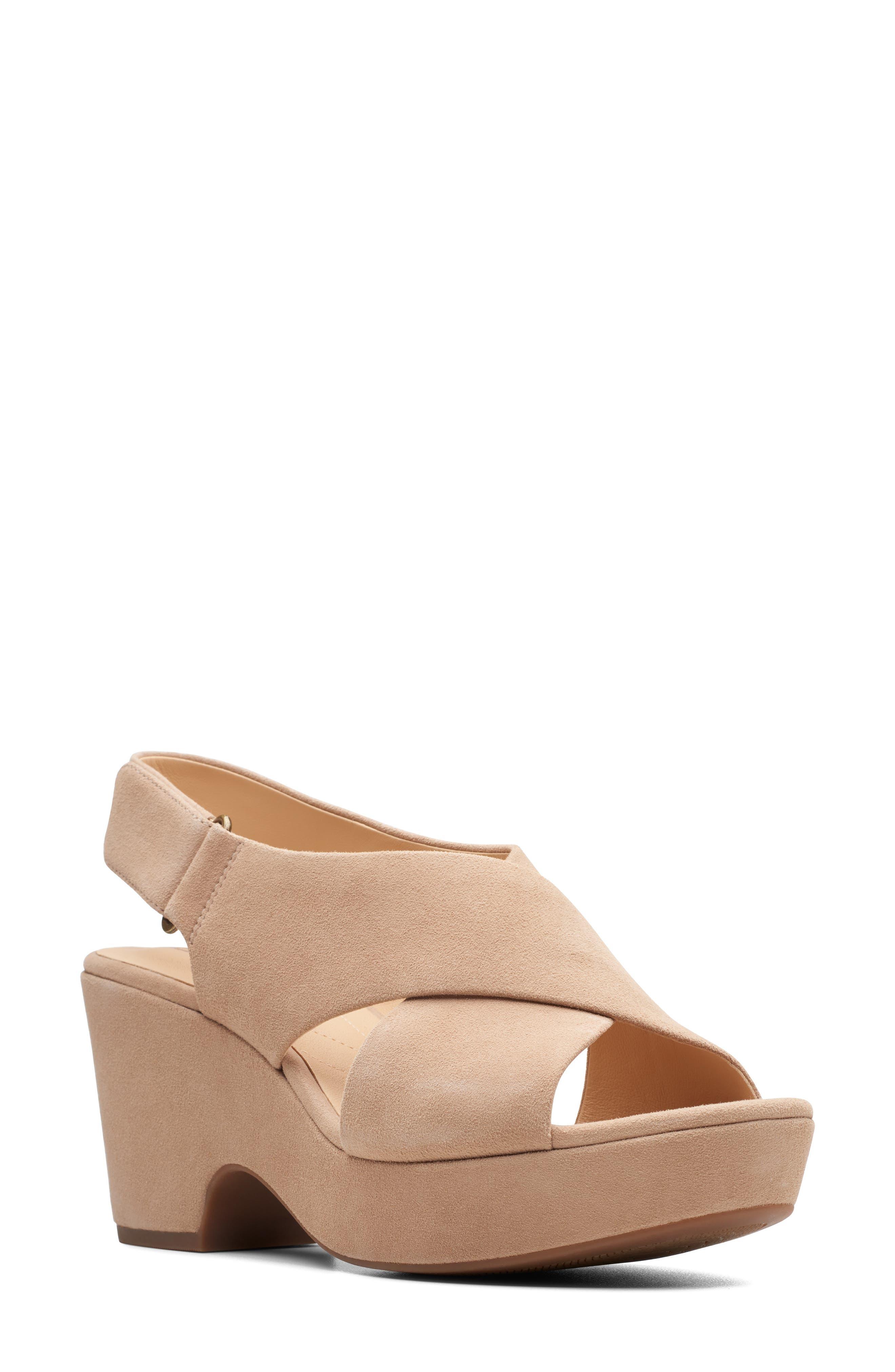 Women S Clarks Sandals