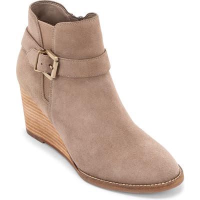 Blondo Natalia Waterproof Bootie- Grey