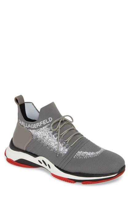 Image of Karl Lagerfeld Paris Speckled Knit Sneaker