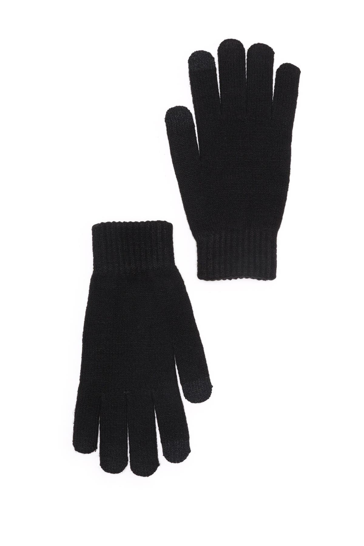 Image of Fownes Bros Shima Knit Gloves