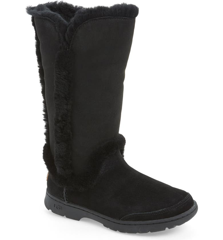UGG<SUP>®</SUP> Katia Waterproof Tall Boot, Main, color, 001