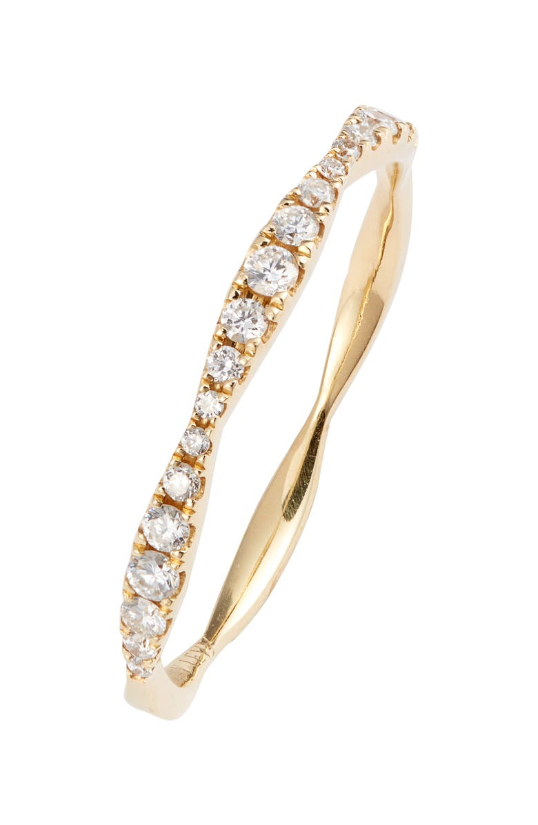 BONY LEVY Aviva Diamond Stacking Ring, Main, color, 710