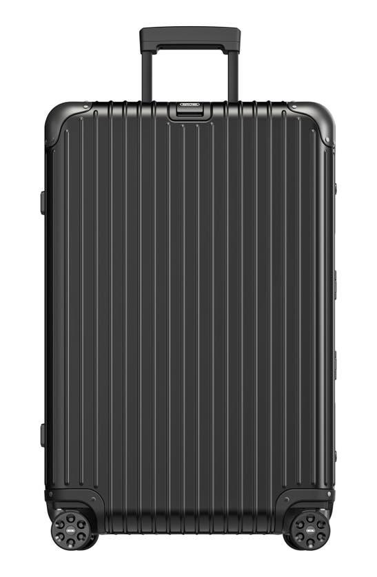 Rimowa Original Check-in Large Suitcase In Black