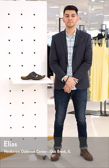 'Logan 21' Slide Sandal, sales video thumbnail