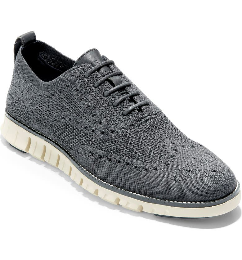 COLE HAAN ZeroGrand Stitchlite Oxford, Main, color, MAGNET