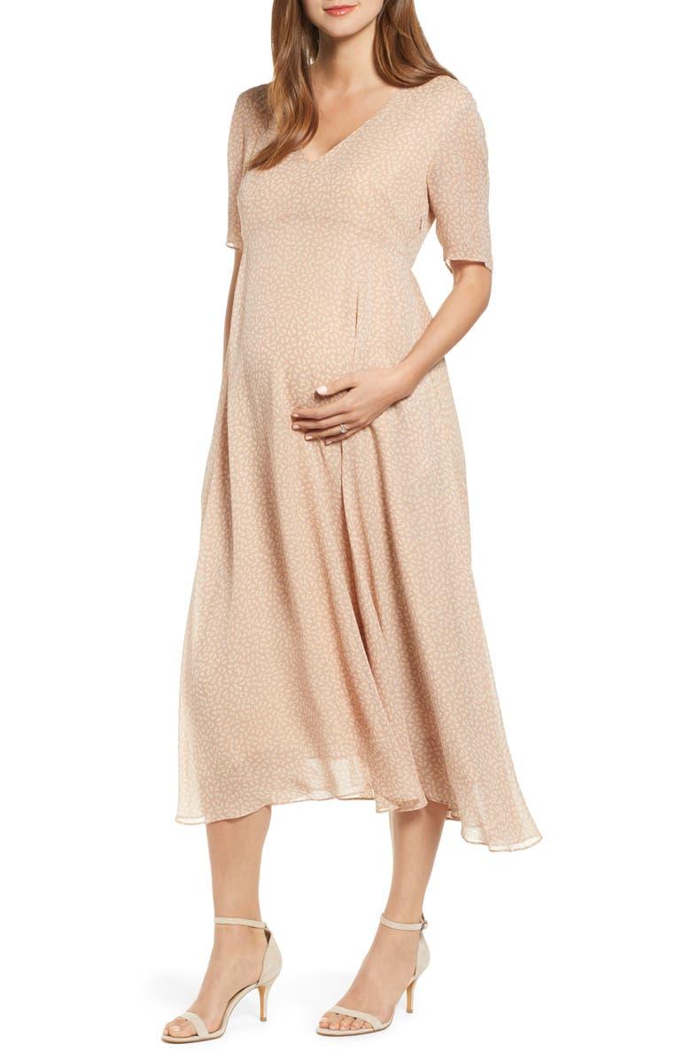 HATCH Maya Dress, Main, color, 650