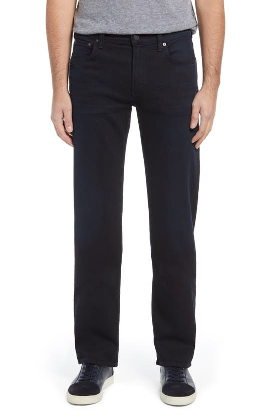 Citizens Of Humanity Sid Standard Straight Leg Pants In Broadway