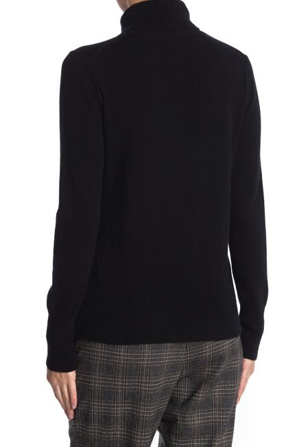 Image of AMICALE Cashmere Turtleneck Sweater