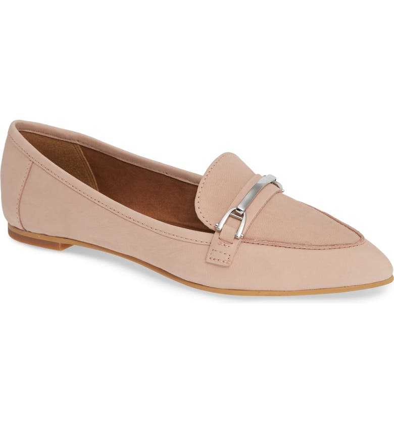 BP. Kelin Flat, Main, color, BLUSH LEATHER