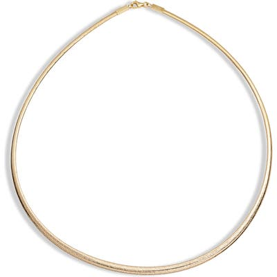 Bony Levy Ofira Thin Omega Necklace (Nordstrom Exclusive)