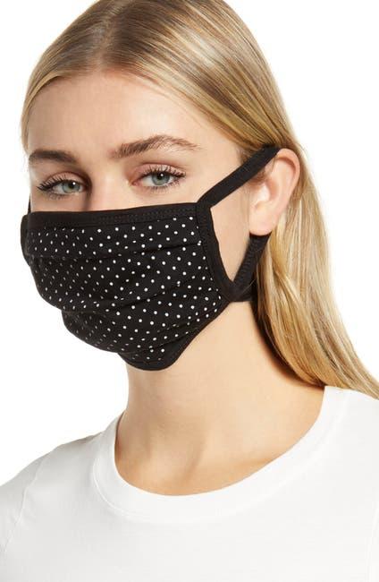 Image of Nordstrom Assorted Non-Medical Adult Face Masks - Set of 4