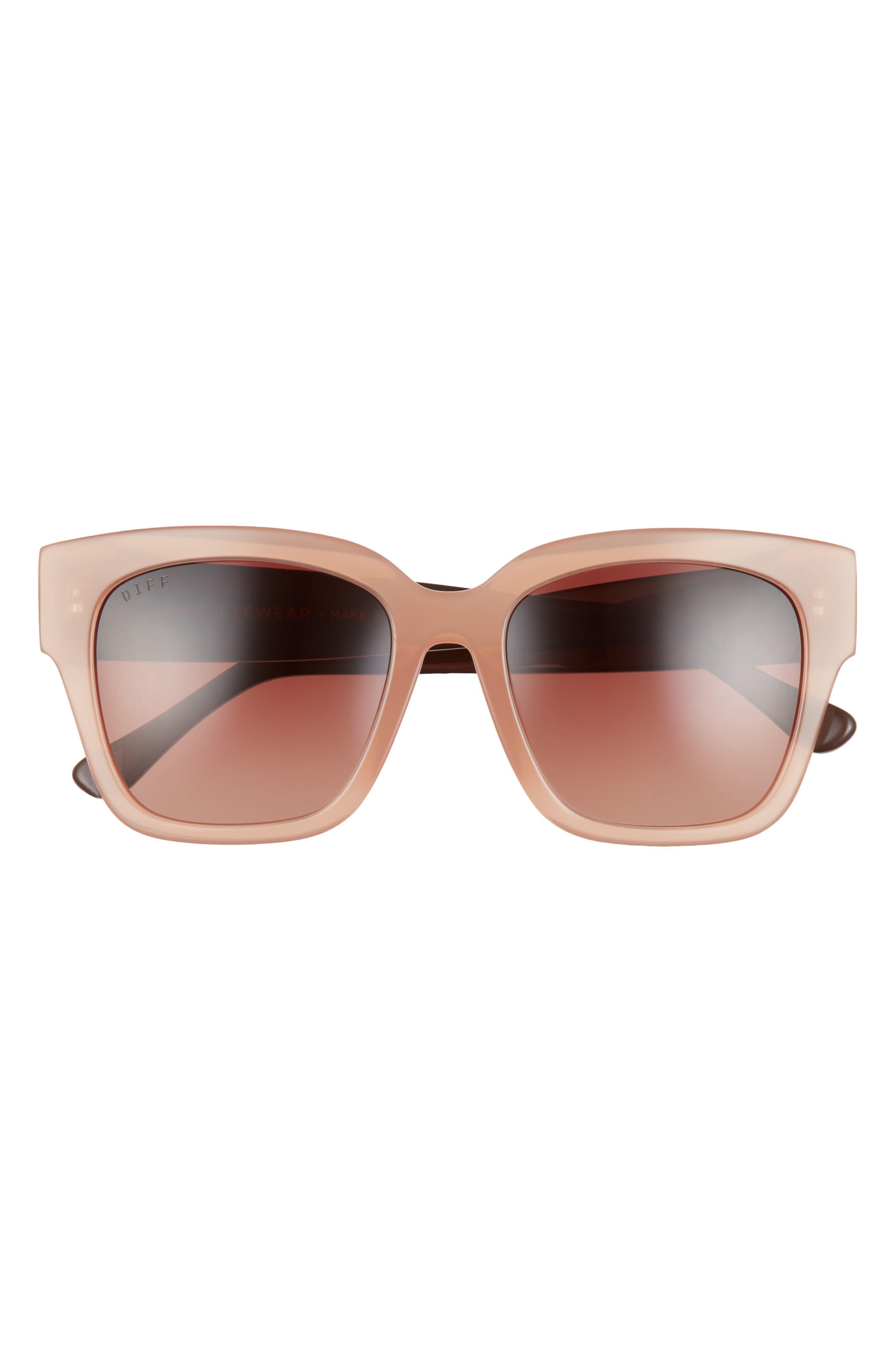 Bella Ii 54mm Square Sunglasses