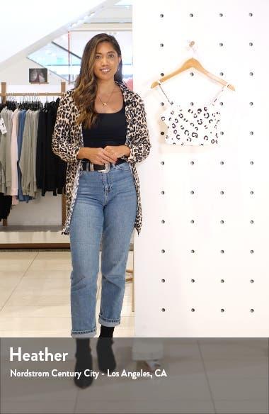 Leopard Bikini Top, sales video thumbnail