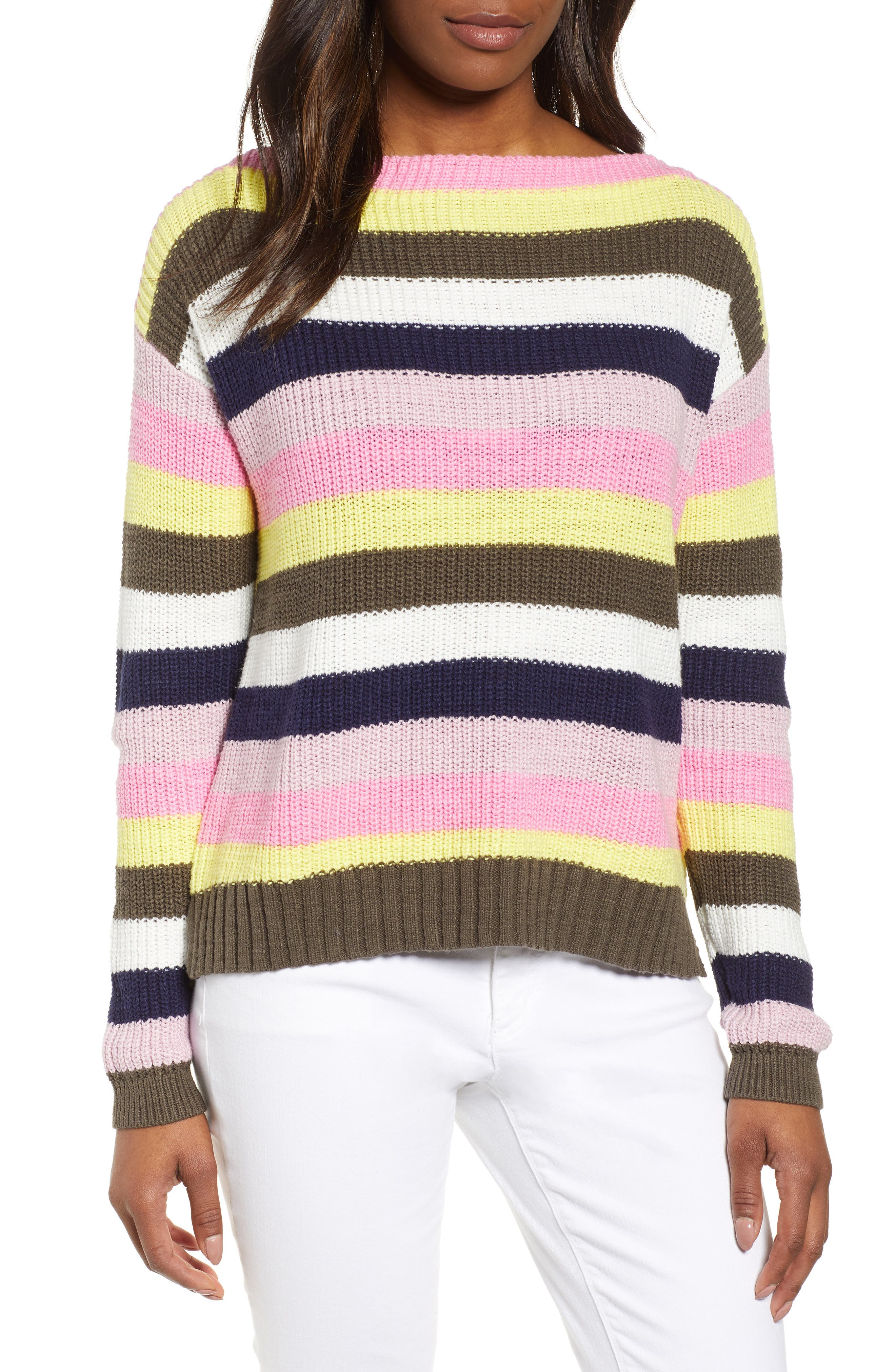 ,                             Boat Neck Pullover,                             Main thumbnail 7, color,                             680