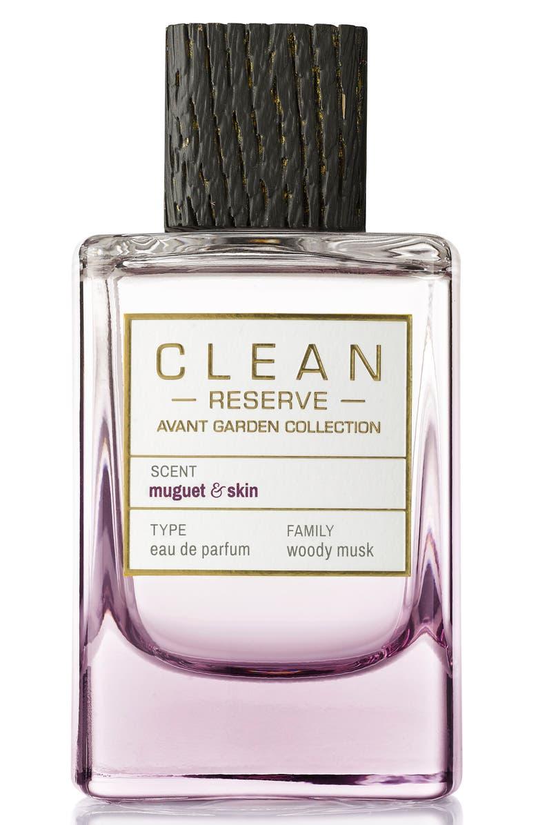 CLEAN RESERVE Avant Garden Muguet & Skin Eau de Parfum, Main, color, 000